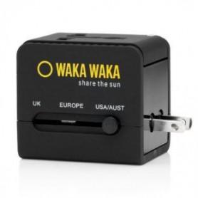 Adaptador/Cargador Enchufe Corriente Universal Waka Waka