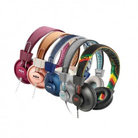 Auriculares Positive Vibration On-Ear House of Marley
