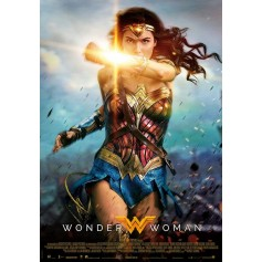 Wonder Woman - Blu-Ray (4K UHD)
