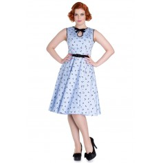 VESTIDO PIN UP CHERRIES